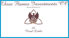 Three Flames Logo