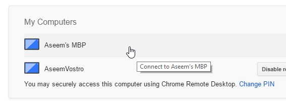 How to access your computer from anywhere using Chrome Remote